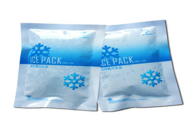High Efficiency Cold Storage Bag Biological Ice Bag Custom Instant Hot / Cooling Pack